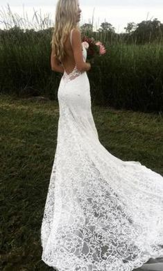 Search Used Wedding Dresses & PreOwned Wedding Gowns For Sale Western Wedding Dresses, Classic Wedding Dress, Used Wedding Dresses, Wedding Dress Styles, Bridal Dresses, Open Back Wedding Dress, Wedding Dress Trumpet, Beachy Wedding Dresses, Low Back Wedding Gowns