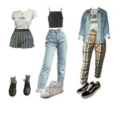 follow @lilahlilaq for more like this ✧・゚: *✧・゚:* Tumblr Outfits, Grunge Outfits, Gay Outfit, College Outfits, School Outfits, Thrasher, 90s Fashion, Retro Fashion, Character Outfits