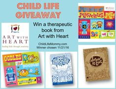 Art with Heart is on a mission to help children overcome trauma through creative expression. Our five therapeutic activity books for children, wraparound curricula, and trainings allow us to…