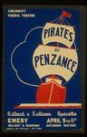 Pirates of Penzance / Gilbert & Sullivan. Free images from: Library of Congress, Prints & Photographs Division, WPA Poster Collection, [LC-USZC2-5420] : color film copy slide
