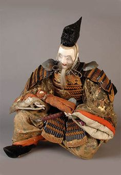 Antique Japanese Dolls - Japanese Dolls and the Imperial Image
