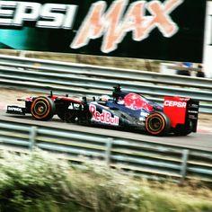 Max Verstappen  formule 1 at Zandvoort. By Italia a Zandvoort 2015 Photo by Richard Kant