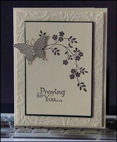 Altered Scrapbooking: Dynamic Duos Challenge 16, Sympathy Card
