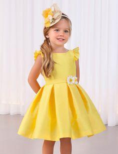 Girls Dresses Online, Little Girl Dresses, Flower Girl Dresses, Kids Frocks, Frocks For Girls, Kids Dress Wear, Kids Dress Patterns, Stitching Dresses, Girls Fashion Clothes