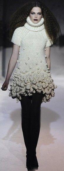 Runway knitwear ♥✤   Keep the Glamour   BeStayBeautiful