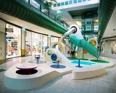 Indoor Playground For Kids – Playground Fun For Kids Kids Indoor Playground, Playground Design, Kids Nowadays, Kids Play Spaces, Kids Cafe, Play Houses, Architecture, School Design, Kids Playing