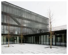 "finn-wilkie: "" OFFICE KGDVS, Chamber of Commerce, West Flanders, 2010 www.officekgdvs.com/ """