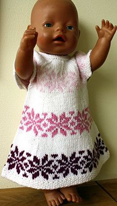 Children and Young Knitting Dolls Clothes, Doll Clothes, Girl Dolls, Baby Dolls, Baby Barn, Doll Dress Patterns, Southern Belle, Reborn Dolls, Babydoll Dress
