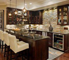 22 best Bar Backsplash images on Pinterest | Backsplash, Kitchen ...