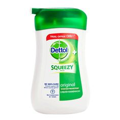 Dettol Hand Wash Squeezy Skin Buy Online at Best Price in India: BigChemist.com