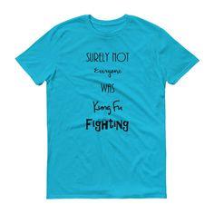 Kung Fu Fighting Men's T-shirt
