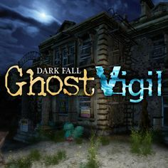 Dark Fall - Ghost Vigil, the latest haunting game in the Dark Fall series, is released and is available on Steam. Indie, Mystery, Best Pc Games, Fall Games, Fallen Series, Believe, Space Sounds, Game Streaming, Entertainment Video