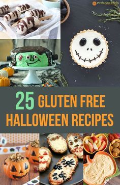 25 Gluten Free Halloween Recipes
