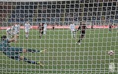 #MilanLazio 11. Niang #penalty