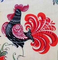 Городец Stencil Painting, Tole Painting, Fabric Painting, Russian Folk Art, Ukrainian Art, Traditional Paintings, Traditional Art, Polish Folk Art, Russian Painting