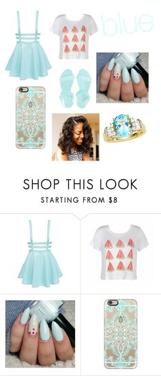 """""""I love it"""" by najiyahbrown on Polyvore featuring Ally Fashion, Casetify and Bantu"""