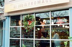 SHOPPING. Les Amis Du Fromage. Les Amis du Fromage, run by a mother-daughter team, provides foodstuff to some of the biggest restaurants in Vancouver.