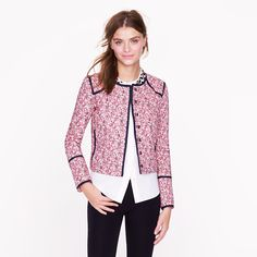 Liberty Quilted Jacket at J.Crew.