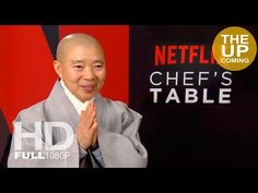 Chef's Table: Jeong Kwan interview, nun chef in Season 3 - YouTube