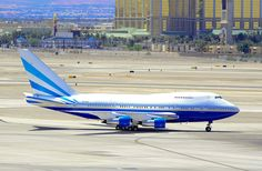VP-BLK (Las Vegas Sands) Boeing 747SP-31 (cn 21961/415)