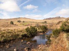 in the Bluestack Mountians Donegal, Ireland, River, Outdoor, Outdoors, Irish, Outdoor Games, The Great Outdoors, Rivers