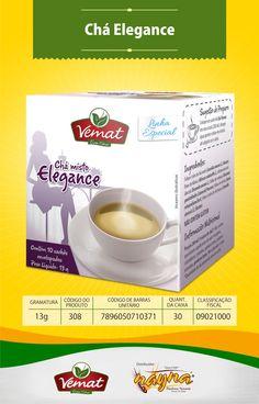 Chá Vemat Elegance 13gr