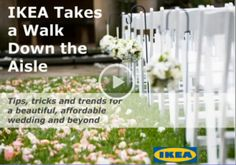 http://momgenerations.com/2011/05/wedding-help-from-ikea-why-yes/