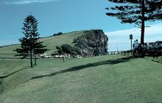 Terrigal NSW in the 1970s and 1980s