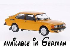 B013K7Z6VW : Saab 99 Turbo Combi Coupe orange 1977 Modellauto Fertigmodell WhiteBox 1:43. Baujahr : 1977. Maßstab : 1:43. Bauart : Fertigmodell. Material : Metall / Kunststoff. Marke : Saab