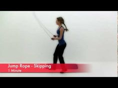 Fitness Blender - Jump Rope Weightloss Routine