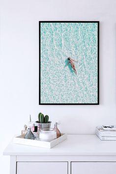 Beach Print, Swimmer Print, Beach Decor, Coastal Prints, Tropical Print, Coastal Wall Art, Tropical Print, Ocean Art, Coastal Printable #homedecorideas #homedecoronabudget #homedecordiy #homedecorideasmodern #homeoffice #homedecor #homeideas #wallart #walldecor #wallartdiy #art #print #digital #photographyprints #natureprint #beachprint #oceanprint #beachdecor #natureprints
