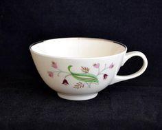 Syracuse China Belaire FLAT CUP coffee tea vintage #entertaining #holidays #china #vintage #shopping #teatime #style