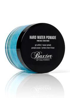 Baxter of California - Hard Water Pomade #nattyguy #pomade