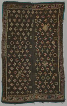 Made in Central Bhutan, 1920-1950