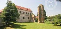 Prokletá Klášterní Skalice: Co skrývá velkolepé torzo kostela?