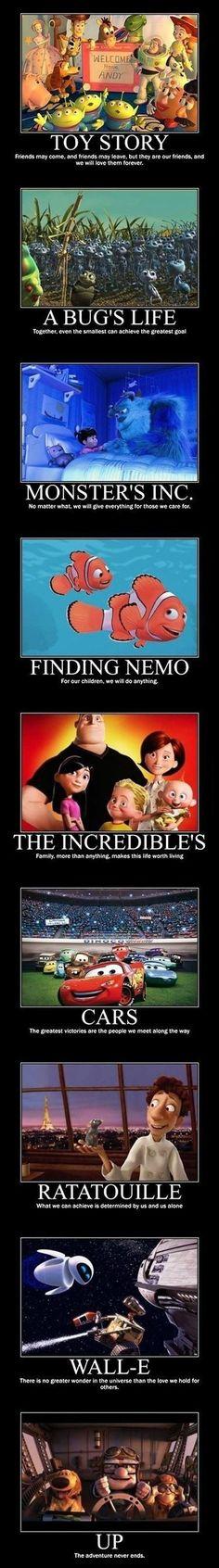Things Disney Taught Me