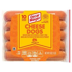 Oscar Mayer Cheese Dogs 16 oz