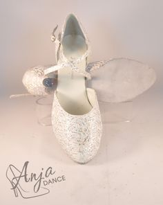 Variety of heel heights available. Sizes from EU to EU Other sizes available to order. Available in other colours. For current prices and to order visit the website. Wedding Shoes Bride, Wedding Dress, Silver Fern, Pretty Shoes, Something Blue, Geisha, Groom, Slippers, Dance Shoes
