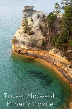 Travel Midwest: Pictured Rocks, Miners Castle