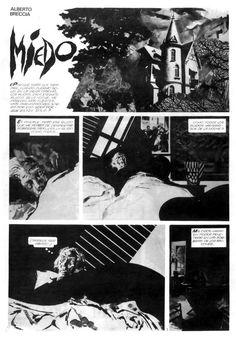Alberto-Breccia.net « Miedo « Bibliographie – Alberto Breccia