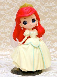 「Q posket Disney Characters - Ariel Dreamy Style -」2
