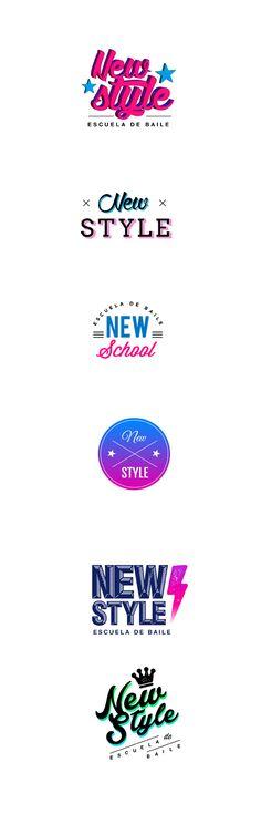 NewStyle Logo on Behance