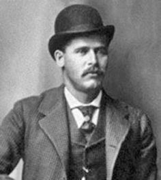 The Sundance Kid.....member of Butch Cassidy's Wild Bunch gang