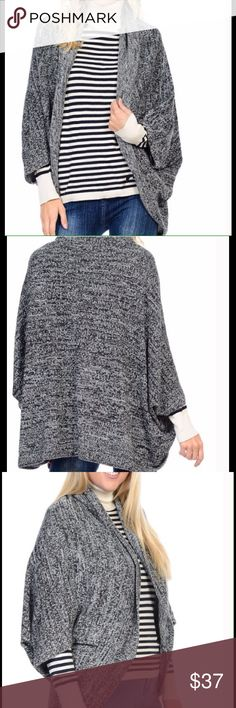 Bellino Open Cardigan NWT. 100% acrylic. One size to fit from small to 3XL. Offers and questions are welcome. No trades. Bellino Clothing Sweaters Cardigans