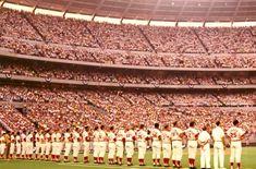 "Opening Day in Cincinnati, Ohio (1971 - The ""Big Red Machine"")"