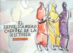 El Republicanismo coruñés en la historia / (textos), Xosé Luis Martínez Suárez, Josefina Cerviño Lago, Elvira Lindoso Tato, Jesús Miras Araujo ... (et al.) ; ilustración, Xavier Correa Corredoira ; fotografías, Luis Carré, Raúl Vázquez]. -- La Coruña : Ayuntamiento de La Coruña , D.L. 2001. -- 406 p. : il. ; 21 x 29 cm. + 1 CD audio.  -- ISBN: 84-95600-02-1. 1. República -- A Coruña 2. Republicanismo -- A Coruña -- S. XIX-XX -- Exposicións 3. A Coruña -- Historia -- I República, 1873-1874 Cgi, Texts, Exhibitions, Historia, Fotografia