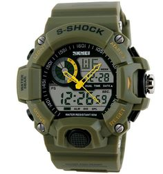 SHOCK Tactical Military Watch