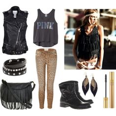 rock on!, created by fiorettas on Polyvore polyvore