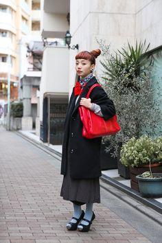 ストリートスナップ [SHIHOMI] | 原宿 | Fashionsnap.com