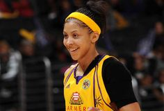 people at my church said I was the next Candace Parker (: